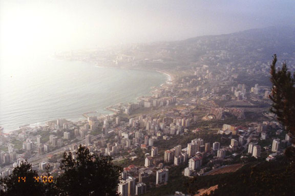 lebanon background and us relationship