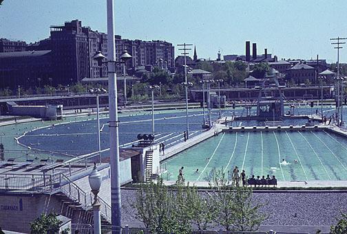 swimming pool Moskva