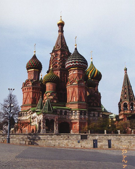 St basil'scathedral