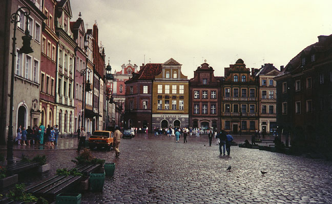 Poznan Poland Travel Galen Frysinger