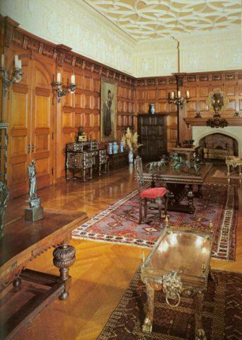 Biltmore Estate Interior Photos