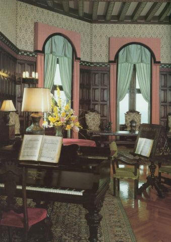 Music Room Biltmore House